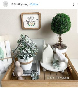 12 Best Farmhouse Decor Items To Buy From The Dollar Tree Decor For A Dollar 2020